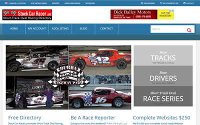 Stock Car Racer Directory